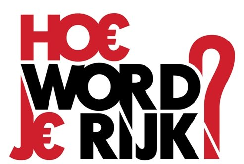 Money Start Hoe word je rijk